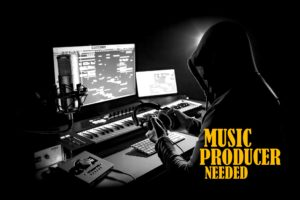 Music Producer need in the Gambia in west africa